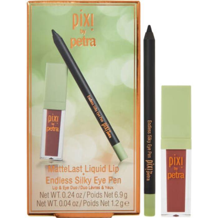 PIXI by PETRA Endless Silky Eye Pen & MatteLast Liquid Lip Kit