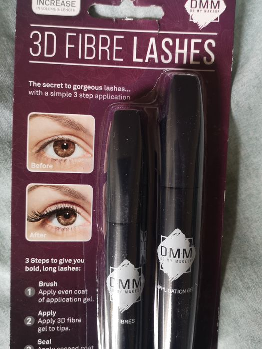 DMM 3D Fibre Lashes