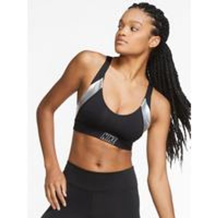 Nike Light Support Indy Bra - Black