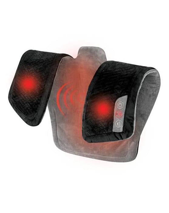 HoMedics Heat and Vibration Wrap