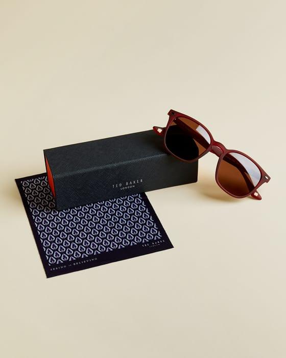 Ted Baker - FLENN Rounded Sunglasses