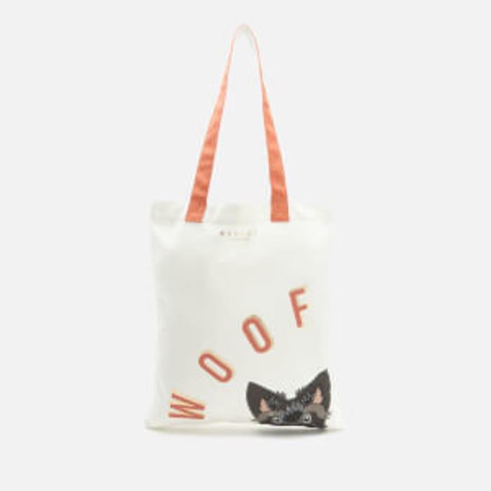Radley Women's Woof Medium Tote Bag - Natural