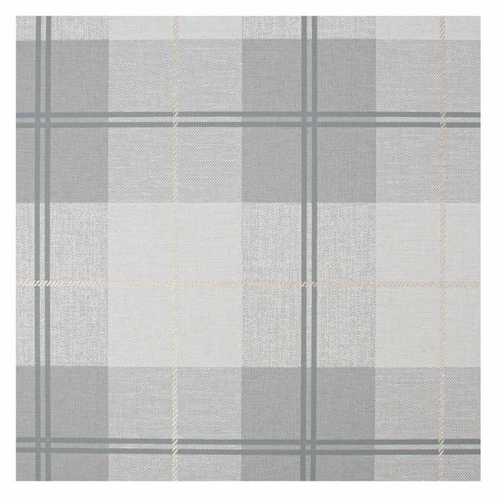 Grey Checked Wallpaper