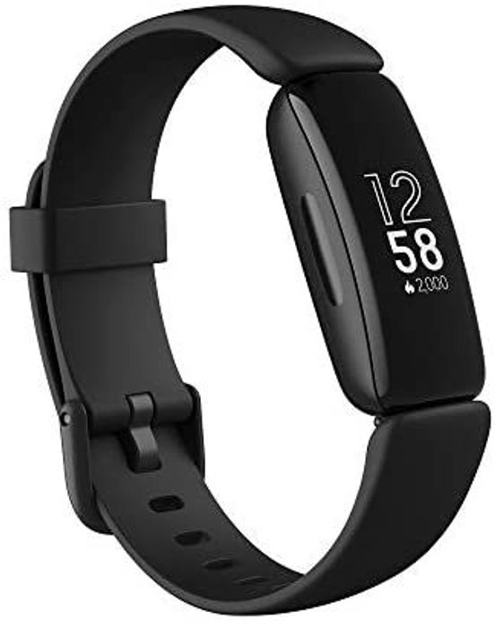 Fitbit Inspire 2 Fitness Trackers with 1-Year Fitbit Premium