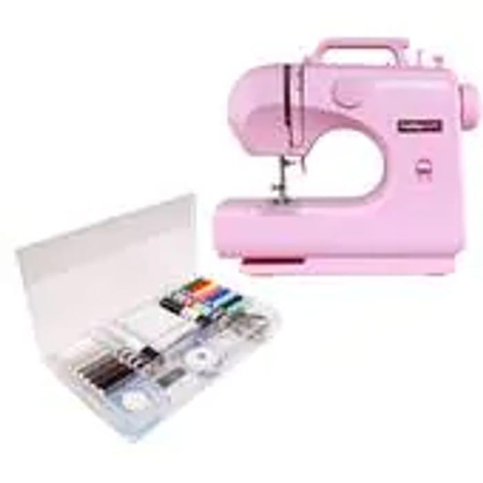 Cheap Midi Sewing Machine and Sewing Kit Bundle at Hobbycraft