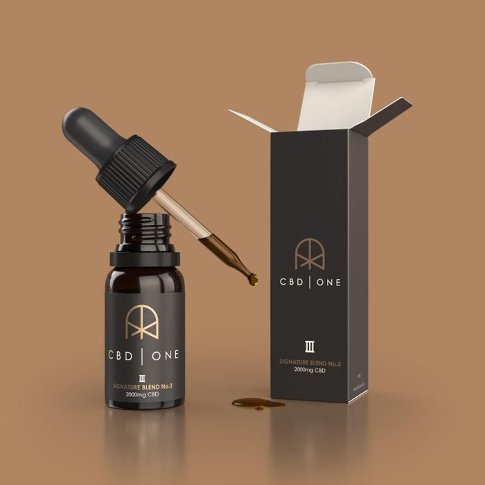 20% off Orders at CBD One