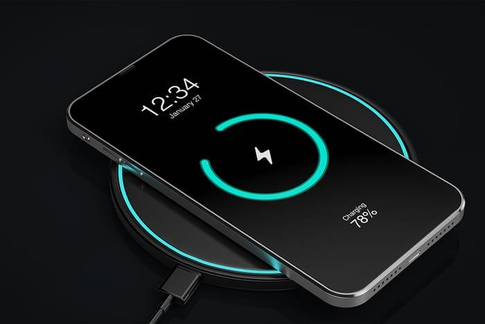 Wireless Phone Charging Pad - iOS, Samsung, LG