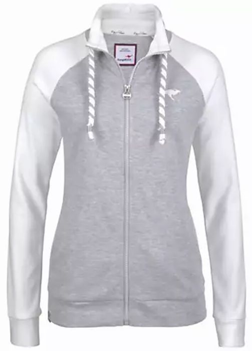Zip-up Shirt Style Jacket by KangaROOS