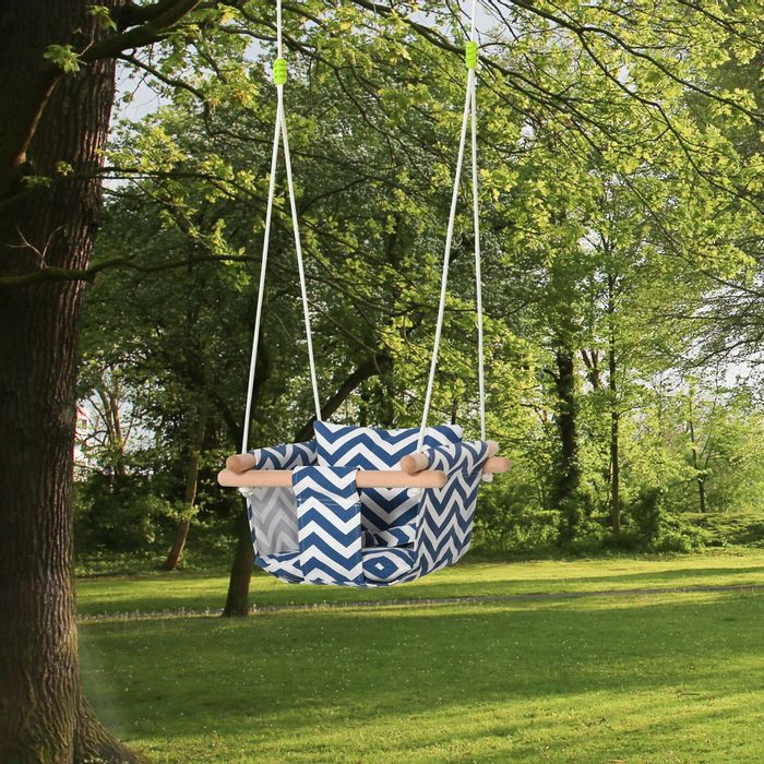 Cheap Baby Swing Seat at Aosom