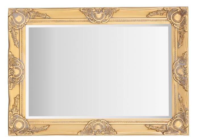 Silver Decorative Mirror at Wayfair UK