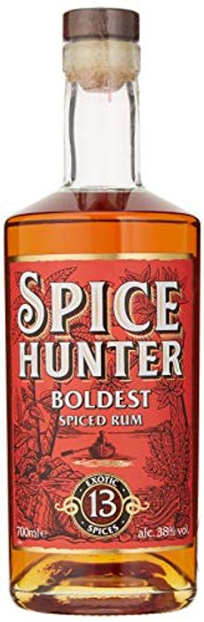 Spice Hunter Mauritian Spiced Rum