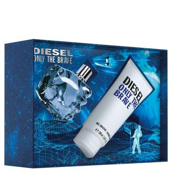 Diesel Only the Brave Gift Set