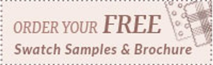 Free Brochure And/or Swatch Samples from the English Sofa Company