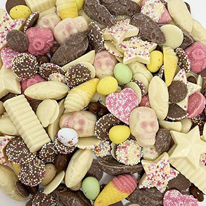 Hannahs Chocolate Candy Mix,1Kg - Free Delivery