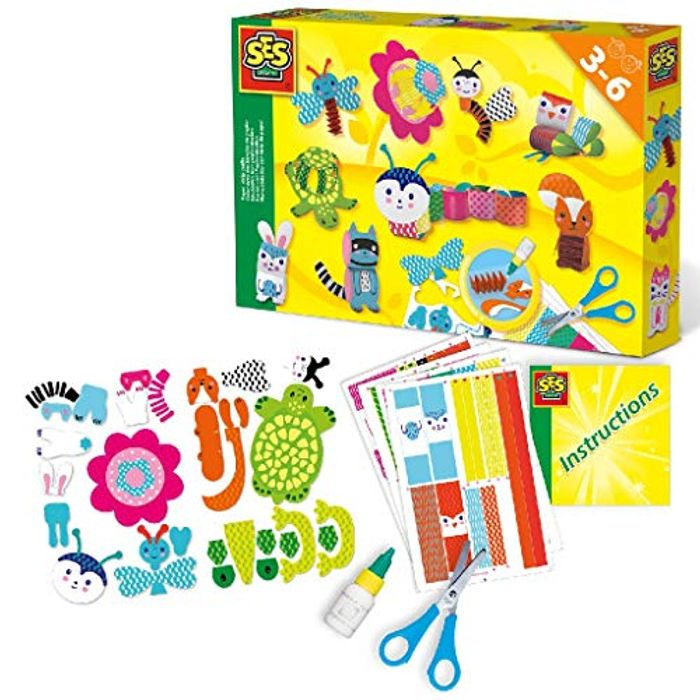 Be Quick Kids Paper Craft Kit Only -2.25