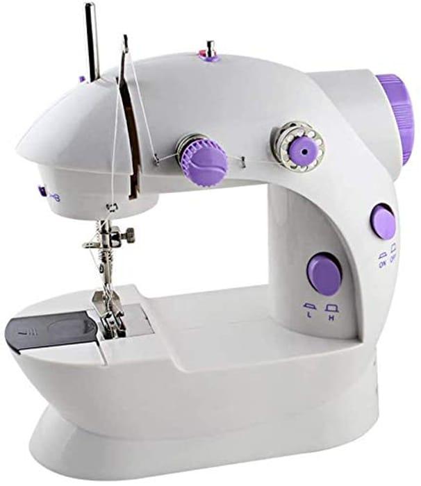 HEOMU Mini Portable Sewing Machine