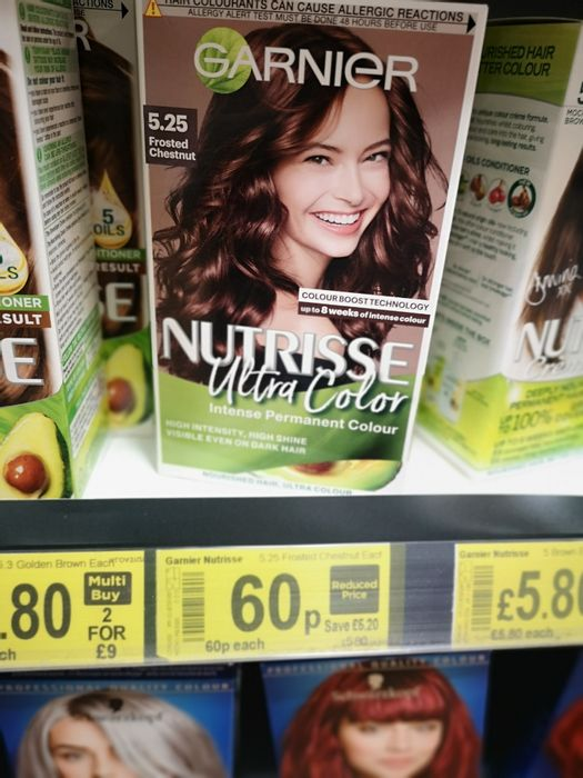 Garnier Nutrisse Ultra Colour Frosted Chestnut