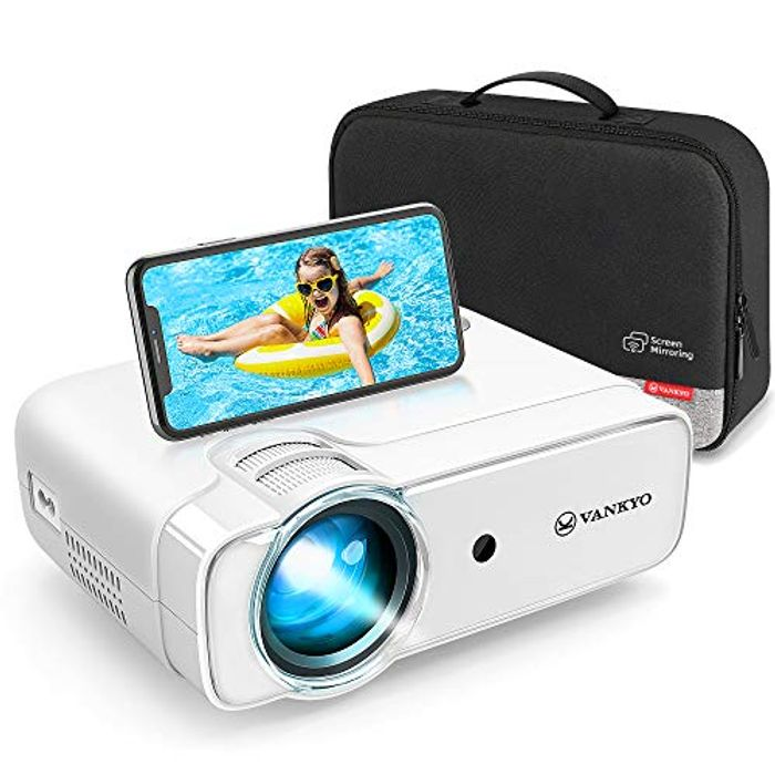 Deal Stack! L430W WiFi Portable Projector