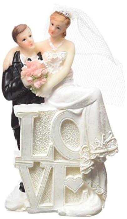 Wedding Figure - Love Couple