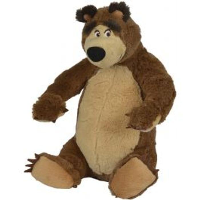 Masha and the Bear 25cm Masha Plush Bear