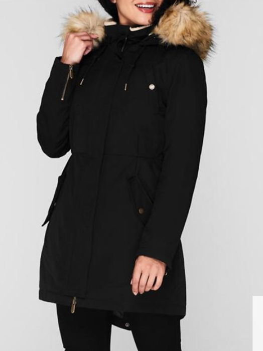 Kangol Classic Parka Jacket Ladies