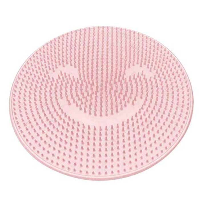 Foot Cleansing Massager, Lazy Exfoliating Foot Silicone Massage Pad