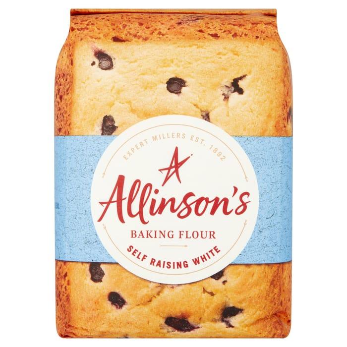 Alison's Self Raising Baking Flour ( Tesco Shop )