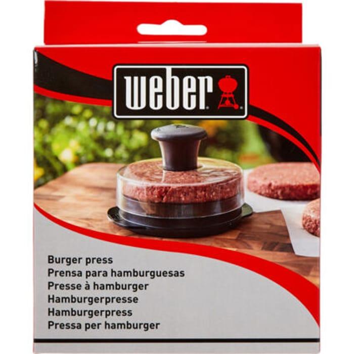 WEBER Burger Press
