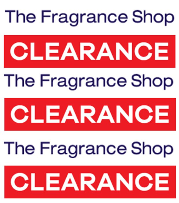 The Fragrance Shop - CLEARANCE DEALS