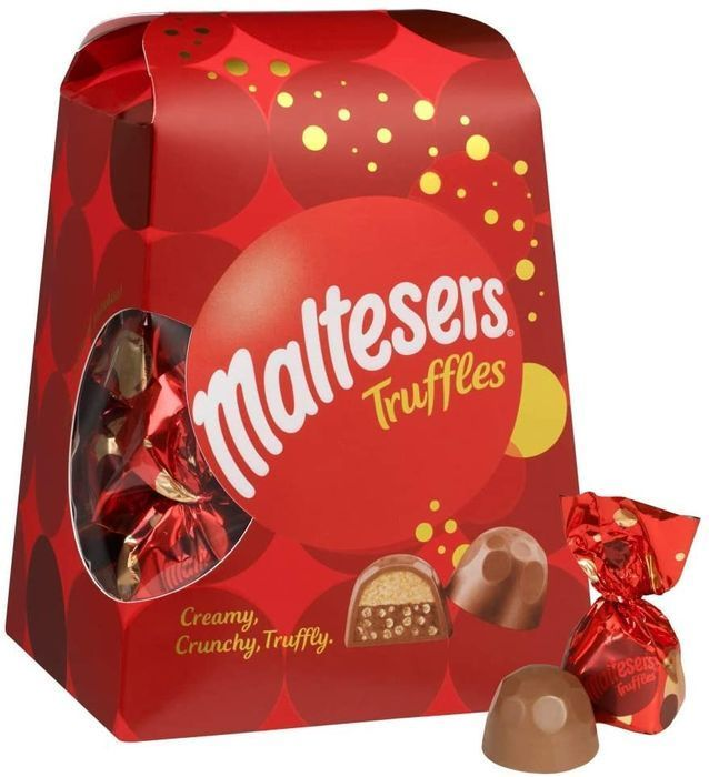 Maltesers Chocolate Truffles, Medium Gift Box, 200g