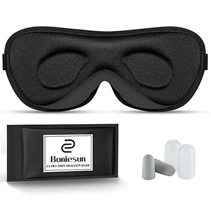 Blackout Eye Mask for Sleeping
