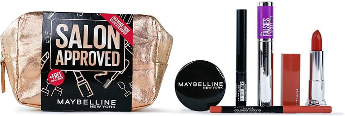 Maybelline Makeup Salon Approved Gift Set for Her