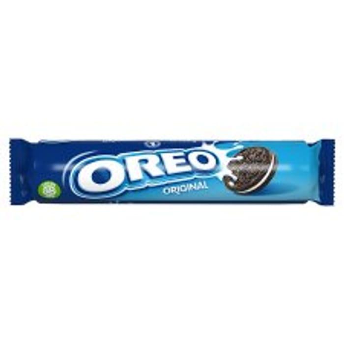 Oreo Vanilla Original / Double Stuff / Choco Brownie
