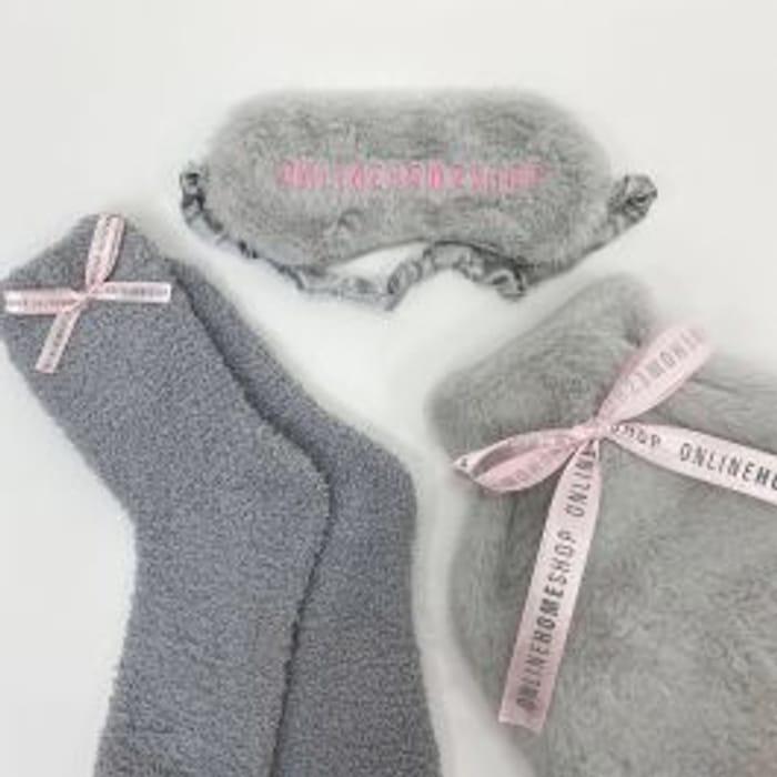 Ohs Cosy Bundle - Silver Grey