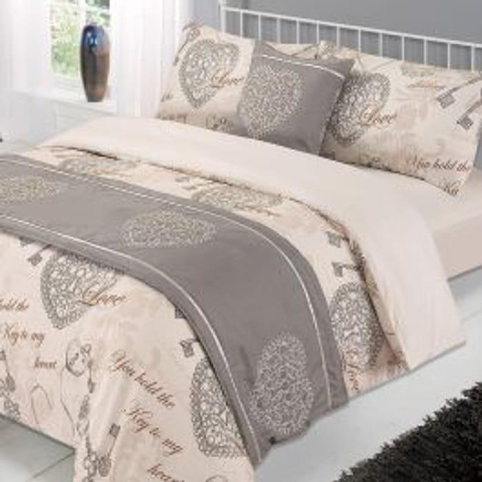 Dreamscene Antoinette Bed in Bag - Single