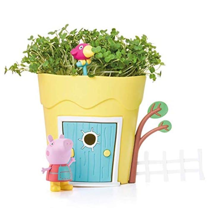 Peppa Pig Grow & Play Peppa Pot