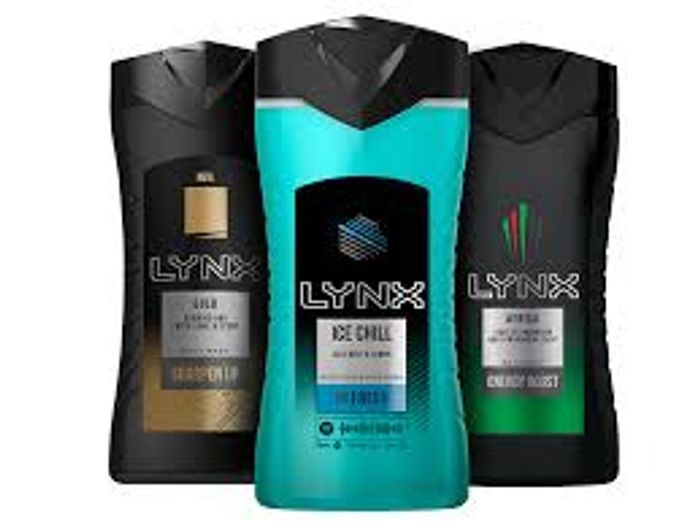 Save 60 Percent and 1/2 Price Selected Lynx Shower Gels 250ml & 300ml from £1