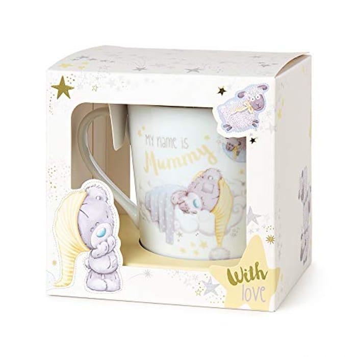 Tiny Tatty Teddy Gift Boxed Mummy Mug
