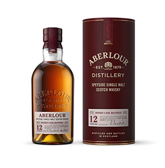 Aberlour 12 Year Old Single Malt Scotch Whisky