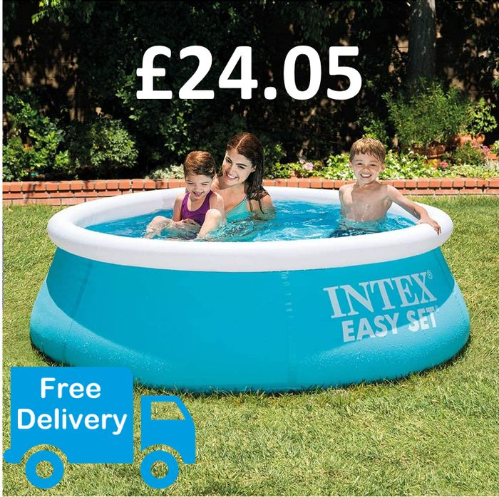 Intex 6ft X 20in Easy Set Swimming Pool