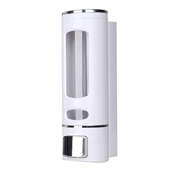 Deal Stack! Manual Soap Dispenser Wall Mount
