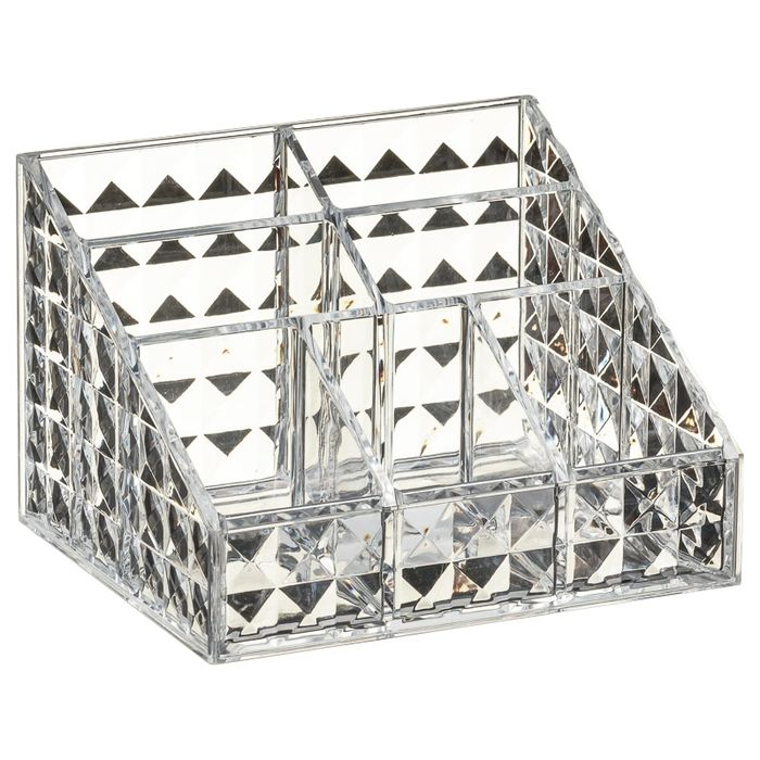 Faceted Cosmetic Organiser
