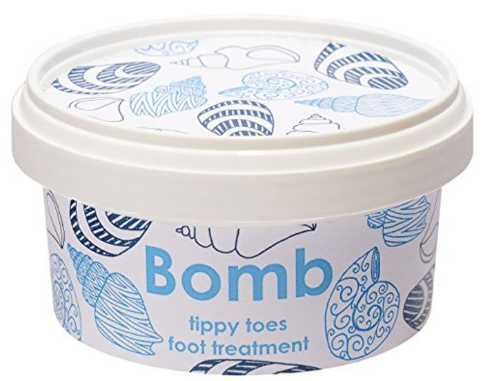 Bomb Cosmetics Tippy Toes Foot Treatment