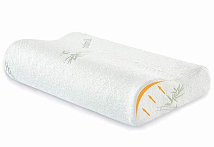 Price Drop! Memory Foam Pillow, Ergonomic