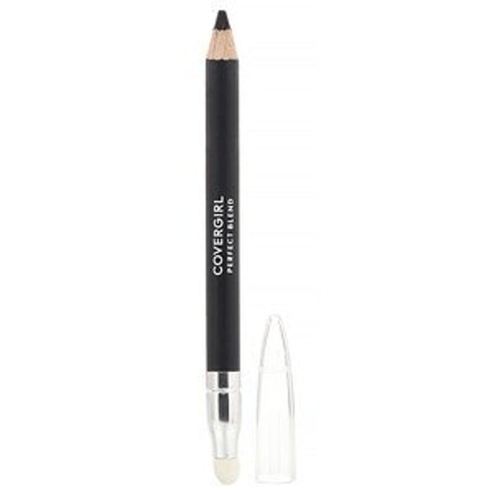 Covergirl, Perfect Blend, Eye Pencil, 100 Basic Black, .03 Oz (.85 G)