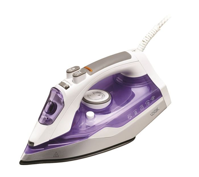 Save £5 ! Logik 2200W Steam Iron & Free Delivery !