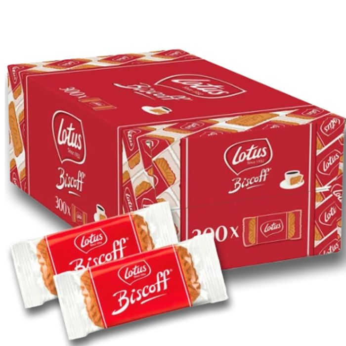 Lotus Biscuits (50 Biscuits) Speculoos - SPECIAL OFFER