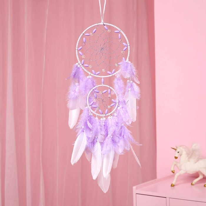Dream Catchers, Purple with £5 off Coupon
