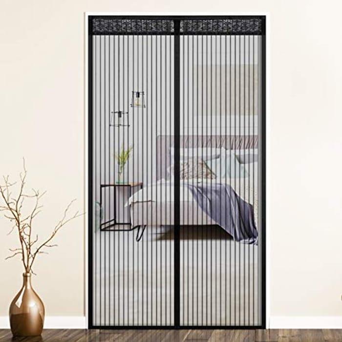 LIGHTNING DEAL - Magnetic Screen Door Anti Mosquito