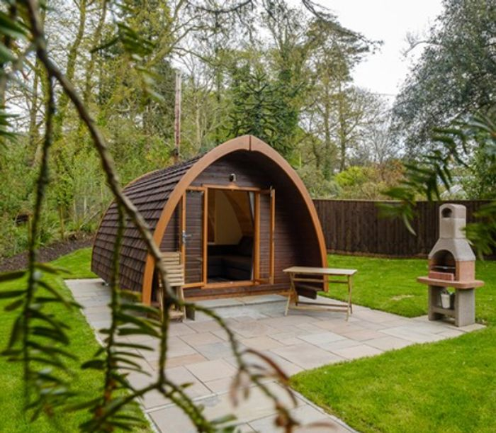 1 Night Glamping Stay for 2 Only £41.25 (25 Locations)